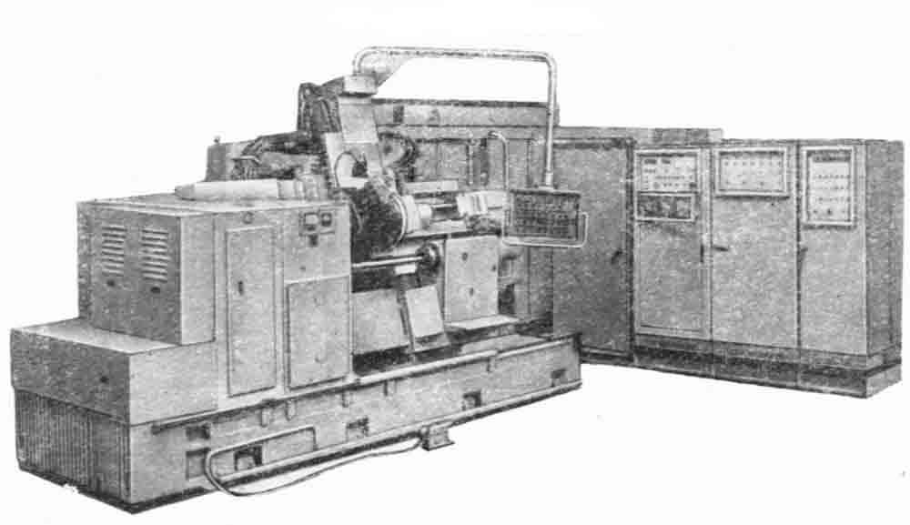 Когда появился первый ЧПУ станок