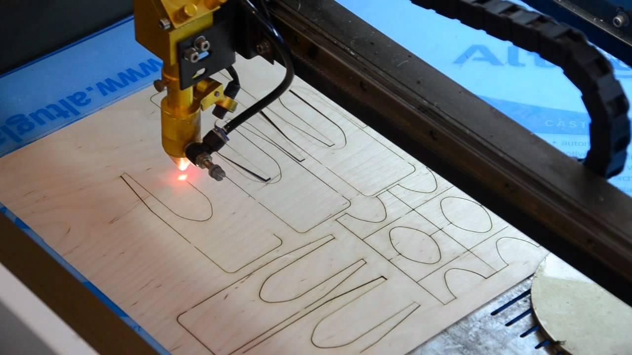 Станок для лазерная резка фанеры своими руками 45