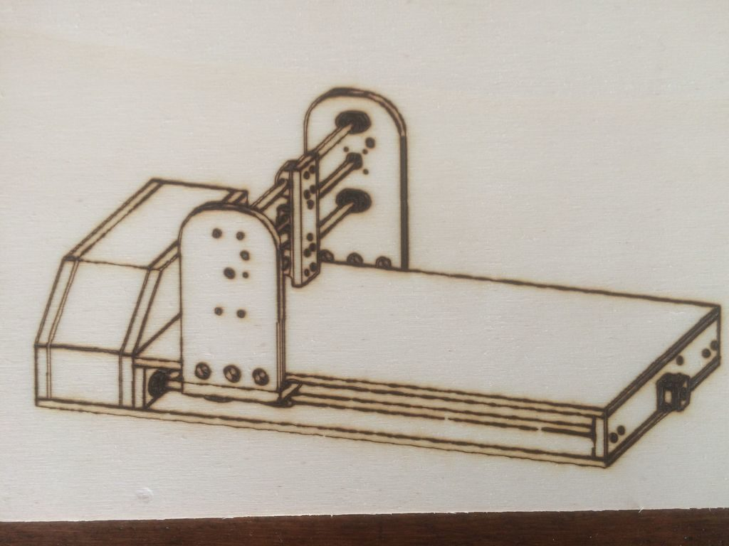 как собрать лазерный станок с чпу