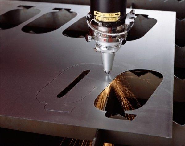 чпу лазер для резки металла
