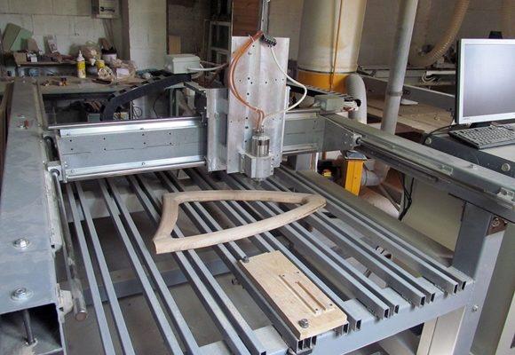 внешний вид деревообрабатывающего станка чпу