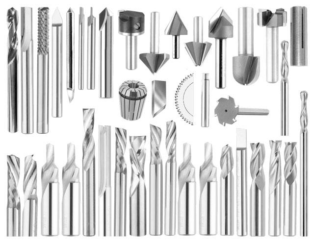 режущие инструменты виды