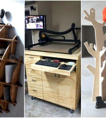 мебель на чпу станке