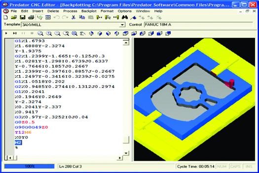 программа для кодов чпу