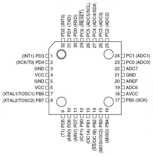схема для контроллера чпу