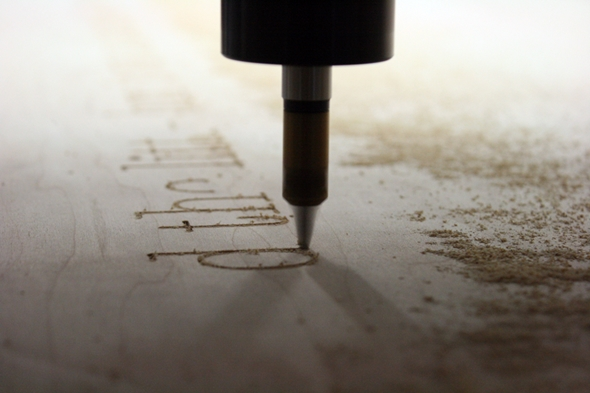 гравировка букв на станке чпу