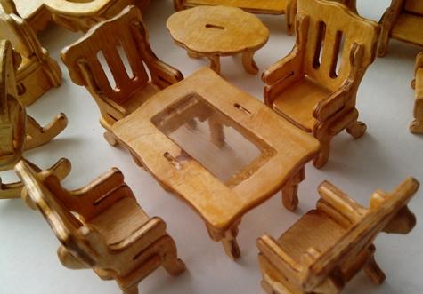 стулья на станке чпу