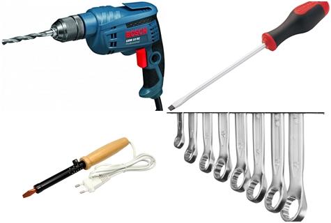 инструменты для вакуумного стола