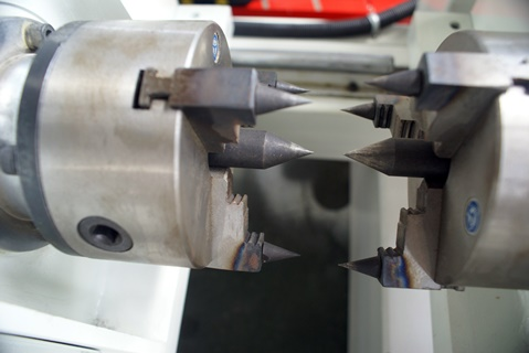 внешний вид 4-х осевого станка чпу
