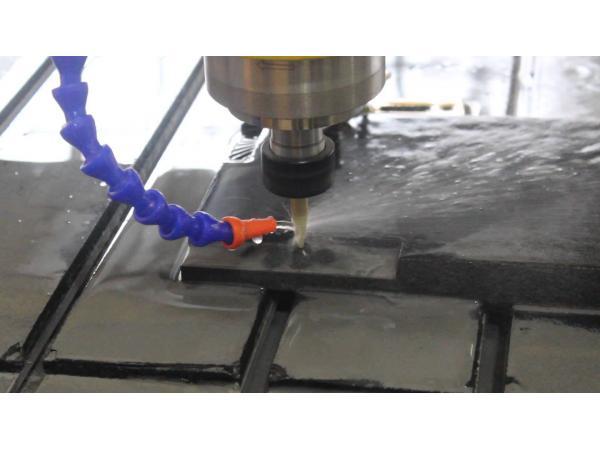 обработка камня на станке чпу