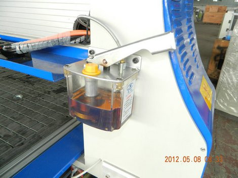 система смазки для фрезерно-гравировального станка чпу