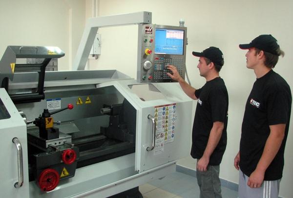 проведение инструктажа по технике безопасности на станке чпу