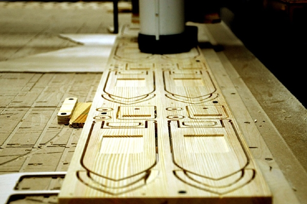 обработка фанеры на фрезерном станке чпу