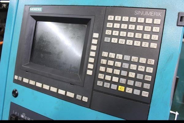 Токарно фрезерный станок с ЧПУ INDEX ABC 42