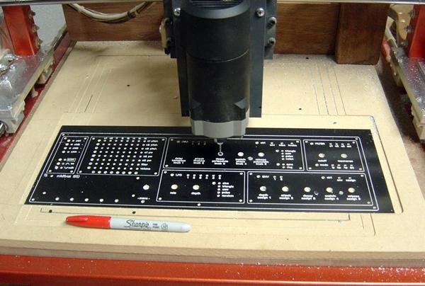 процесс обработки на станке чпу