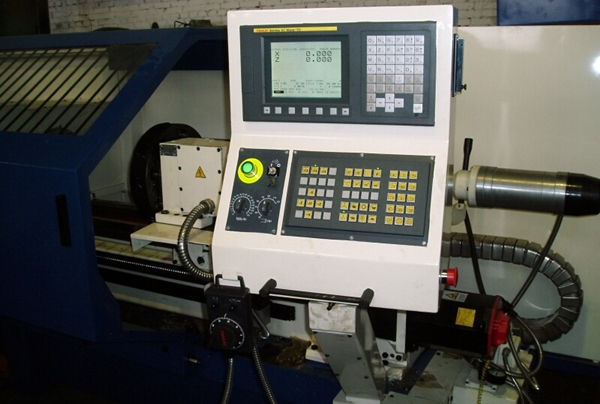 станок чпу на заводе