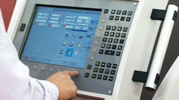 система управления станка с чпу