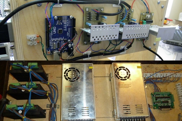 электроника разных чпу станков
