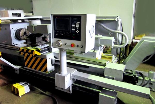 модель токарного станка 16К30Ф3