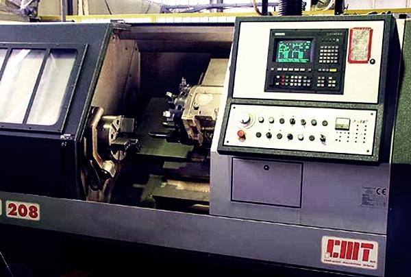 токарный станок чпу на заводе