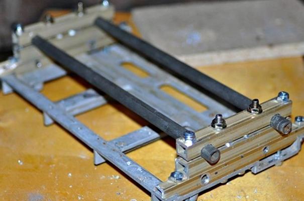 направляющие для чпу станка сделанные своими руками