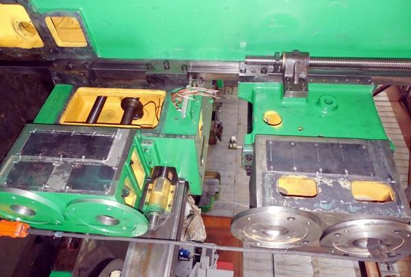 токарный станок 1512 после ремонта