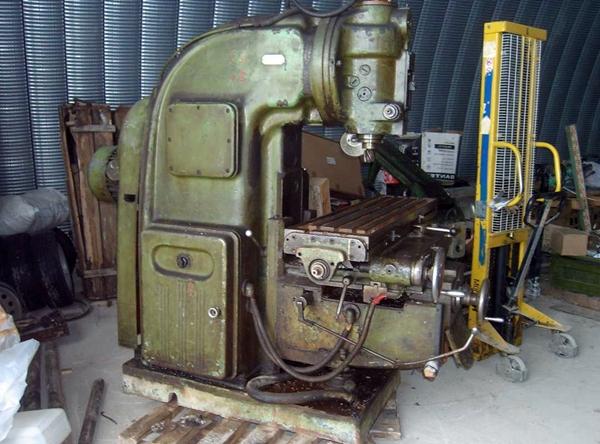 станок 6м12п на заводе