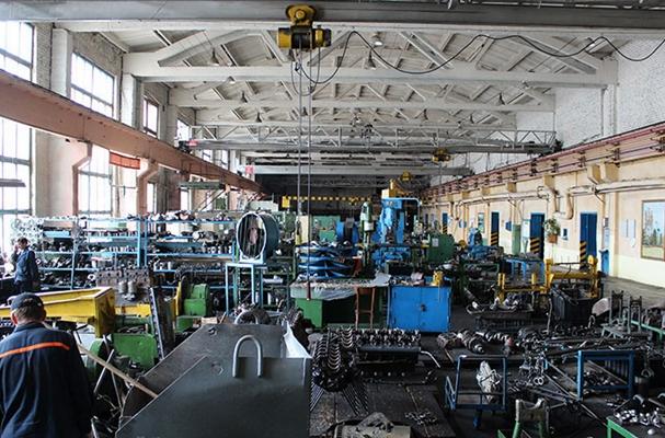 завод красный пролетарий