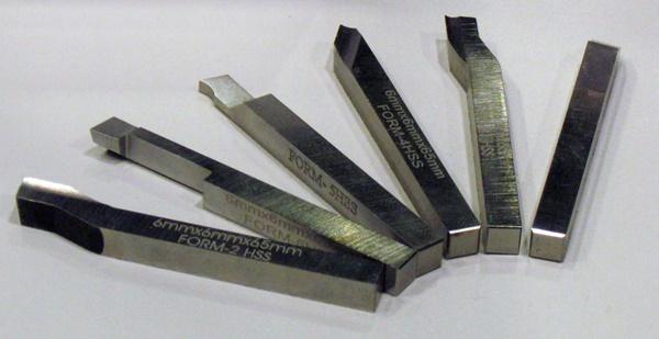 резцы для токарного станка по металлу 6мм