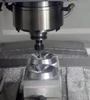 фрезеровка металла на чпу