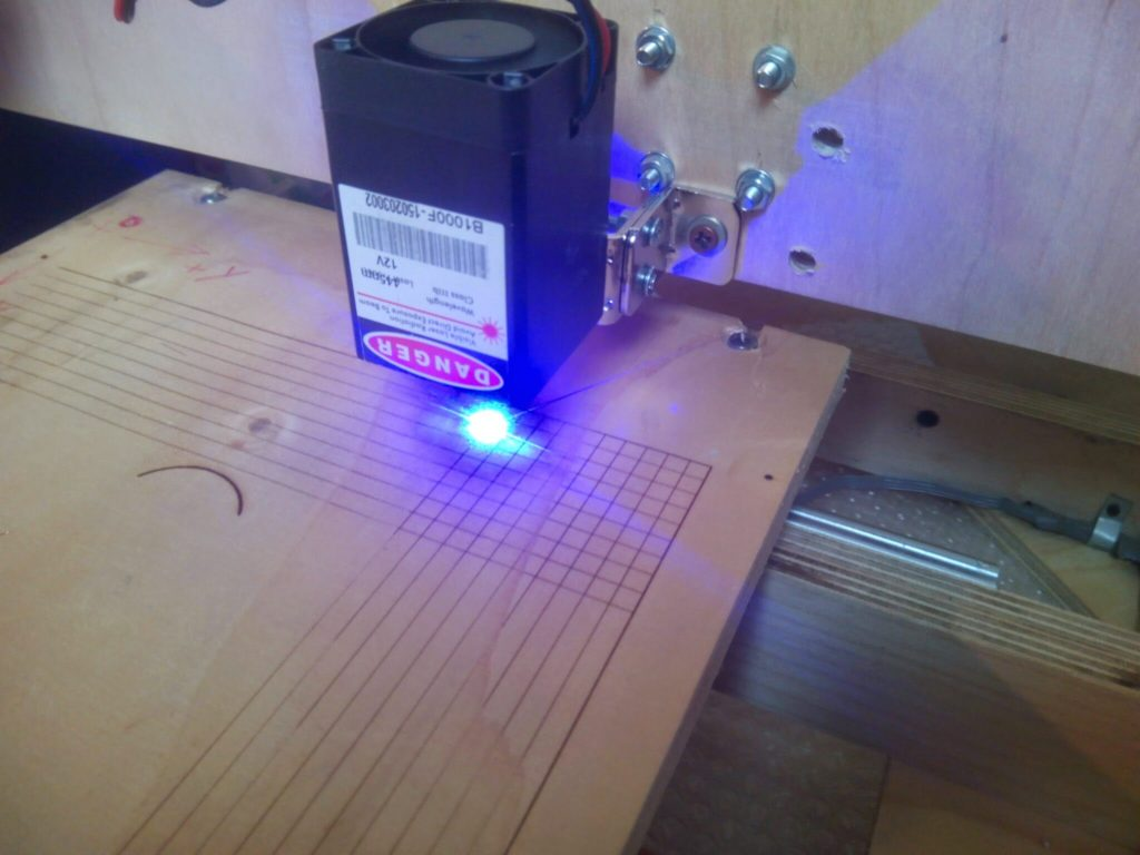 лазерный модуль для чпу