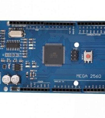 внешний вид контроллера для чпу на atmega8 16au