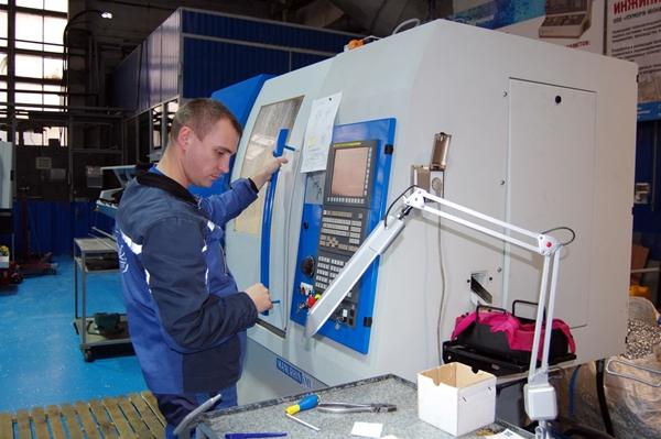 Нормирование наладочных работ на станках с ЧПУ