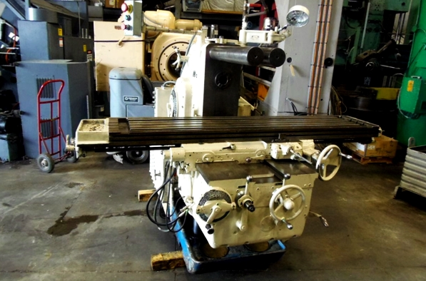 внешний вид станка KEARNEY TRECKER 420 TF 16
