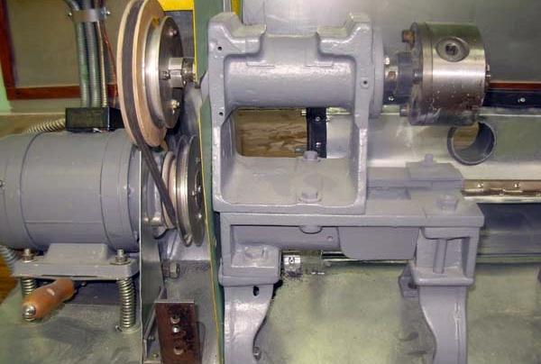 передняя бабка токарного станка стд 120м