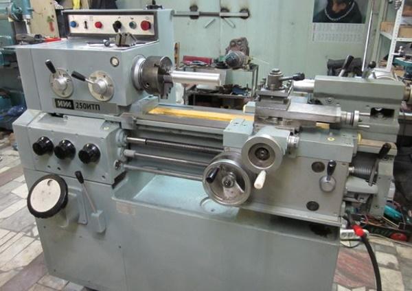 Модификация станка иж-250