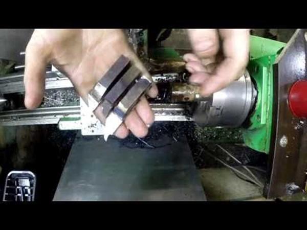 процесс изготовления токарного резца