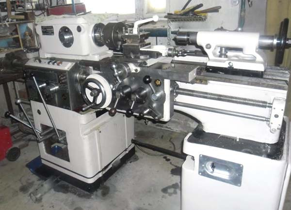 Белый станок иж-250